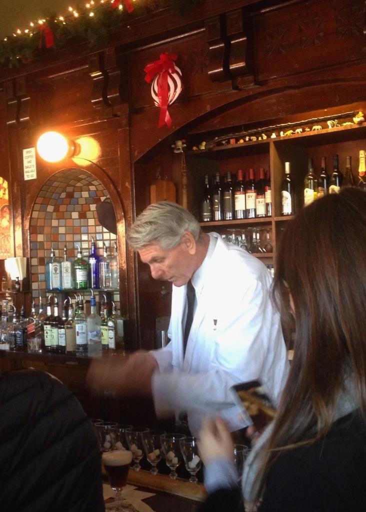 Buena Vista bartender