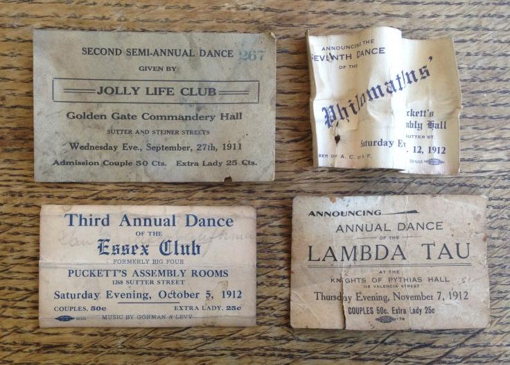 Dance cards 3