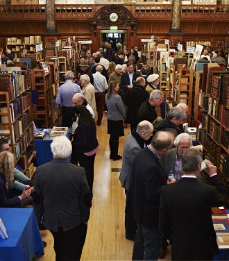 Ca. International Antiquarian Book Fair