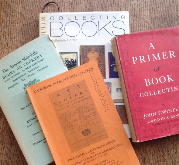 Book collecting books