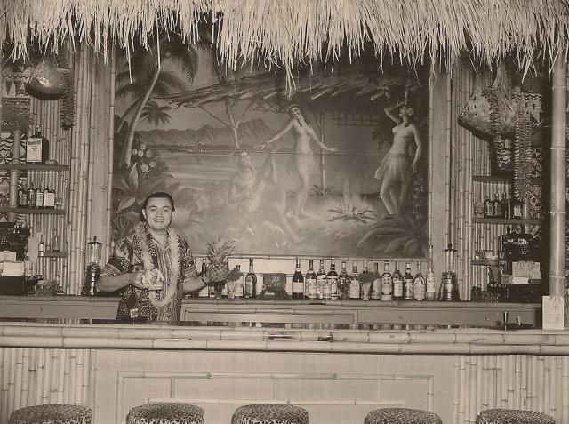 Hurricane Bar Interior